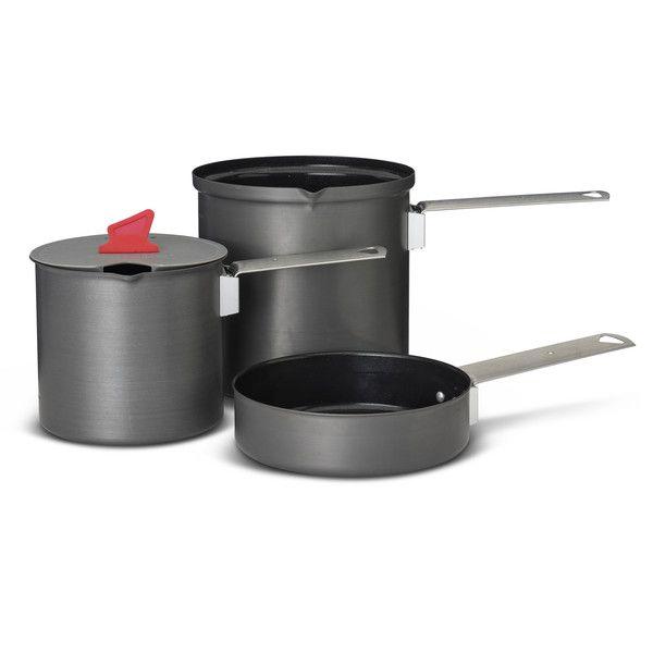 Комплект съдове за готвене Primus Trek Pot SET