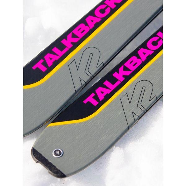 СКИ K2 TALKBACK 88 W
