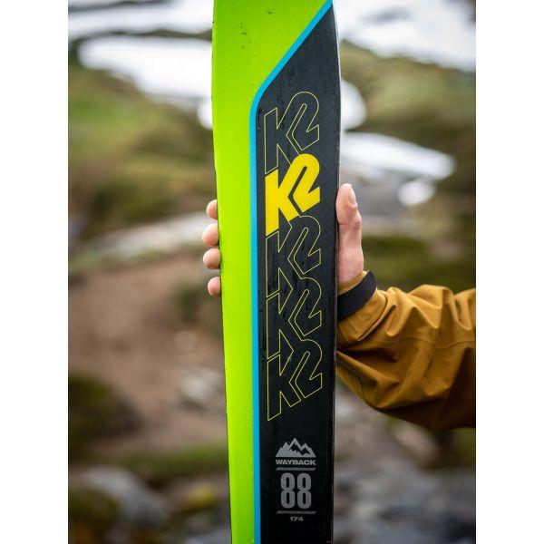 СКИ K2 WAYBACK 88