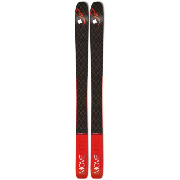 СКИ MOVEMENT LIMITED EDITION SESSION 89 RED