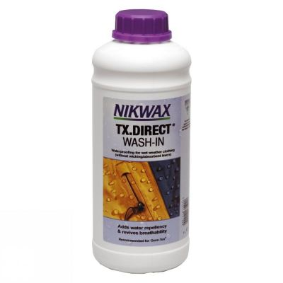 ПРЕПАРАТ NIKWAX TX.Direct® Wash-In 1L.