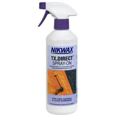 ПРЕПАРАТ NIKWAX TX.Direct® Wash-In Spray On 300ml.