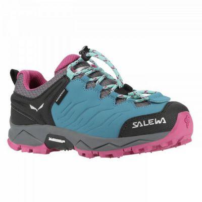 Детски Туристически обувки SALEWA JR MTN TRAINER WP