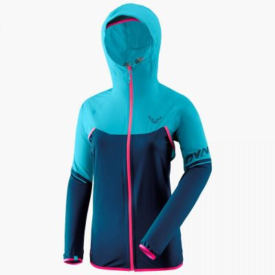 ЯКЕ DYNAFIT Alpine Waterproof 2.5-Layer Jacket Women