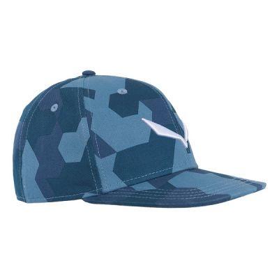 ШАПКА SALEWA PUEZ CAMOU FLAT CAP