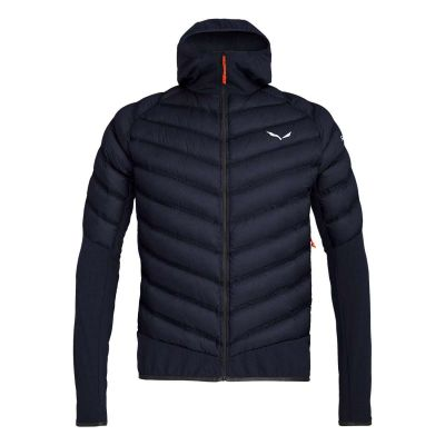 ХИБРИДНО ПУХЕНО ЯКЕ SALEWA AGNER HYBRID DOWN MEN'S JACKET